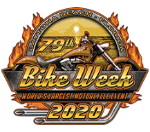79th Bike week 2020